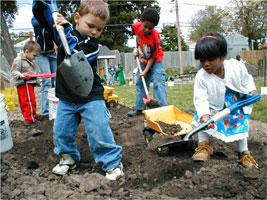 Local Food - Garden Activities for Kids
